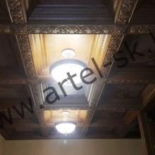 Потолок, образец №4