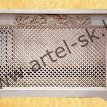 Экран для радиатора №1<br/>съёмная решетка