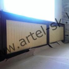 Экран для радиатора №17