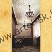 Потолок, образец №12