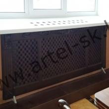 Экран для радиатора №13