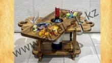 Винный столик, модель №3