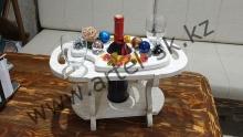 Винный столик, модель №2