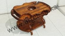 Винный столик, модель №1