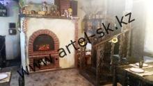 Пример создания интерьера под старину<br/>г.Степногорск