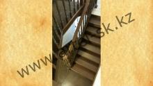 Лестница<br/>Пример работ<br/>г.Кокшетау