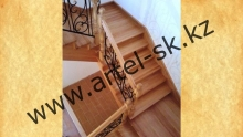 Лестница<br/>Пример работ<br/>г.Астана