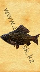 "Скульптура деревянная ""Рыба"