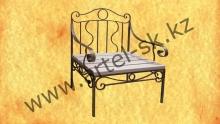 Кресло кованое образец №2