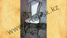 Кресло кованое образец №1