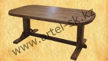 Стол , образец №1, овальный