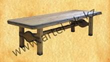 Стол брашированный<br/>Пример работ