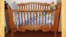 Кровать, образец №19