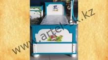 """Кровать """"Алиса""""<br/>Цена 170.000тг"""