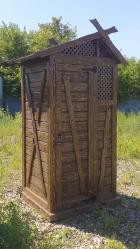 Туалет брашированный №6
