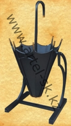 Урна кованая образец №6