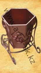 Урна кованая образец №2