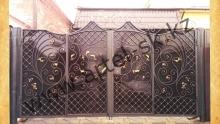 Ворота модель №33