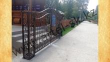 Ворота  модель №77