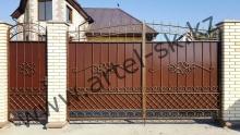 Ворота модель №73