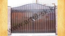 Ворота модель №18