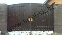 Ворота модель №15