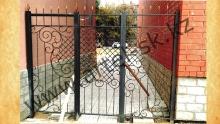 Ворота модель №63