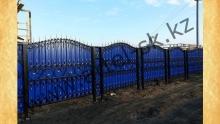 Ворота модель №9