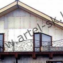 Ограждение балконное №7