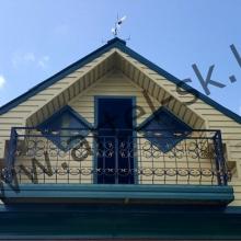 Ограждение для балкона №8
