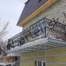 Ограждение балконное №5