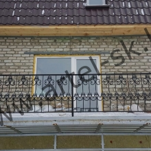 Ограждение балконное № 5
