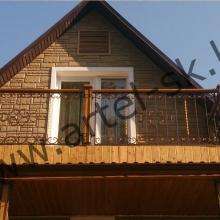 Ограждение для балкона №9