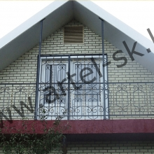 Ограждение балконное №2