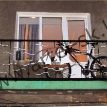Ограждение балконное №3