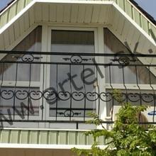 Ограждение балконное №6
